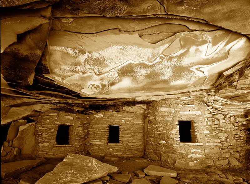 Fallen Roof Ruin, Cedar Mesa, Utah #1