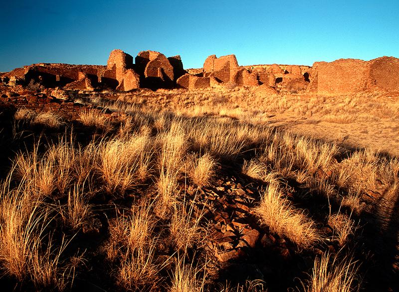 Kin Bineola Pueblo, Chaco Outlier, New Mexico #2