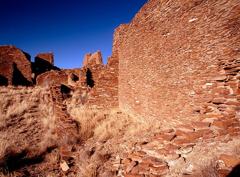 Kin Bineola Pueblo, Chaco Outlier, New Mexico #1