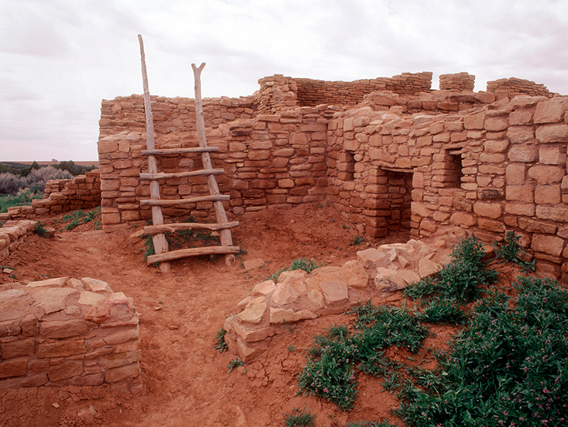 Lowry Ruin, Chaco Outlier, Utah