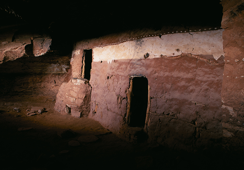 Moonhouse Cliff Dwelling, Cedar Mesa, Utah