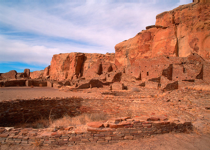 Pueblo Bonito, Chaco Canyon, New Mexico #1