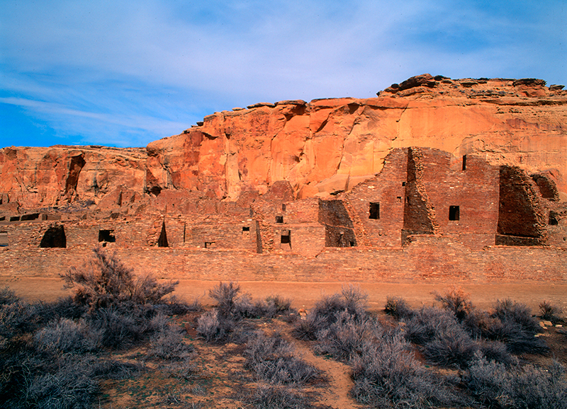 Pueblo Bonito, Chaco Canyon, New Mexico #2