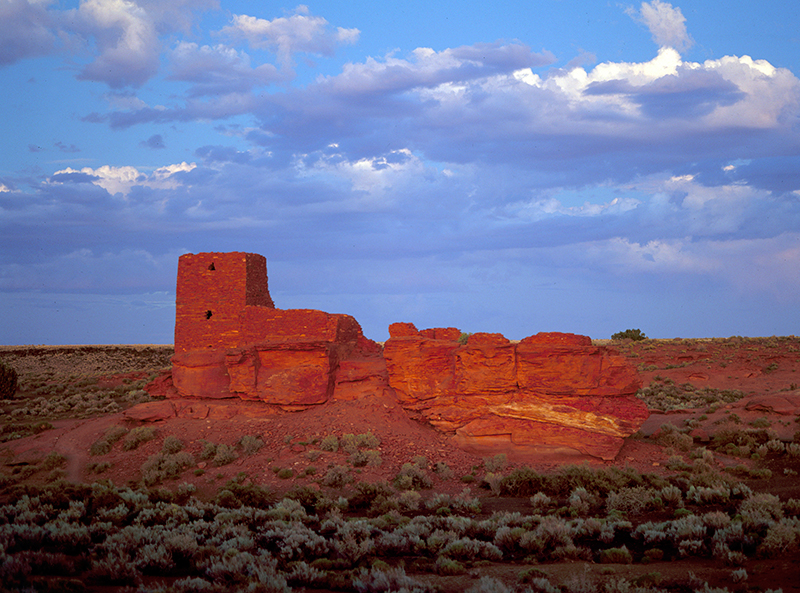 Wukoki Ruin, Wupatki National Monument, Arizona
