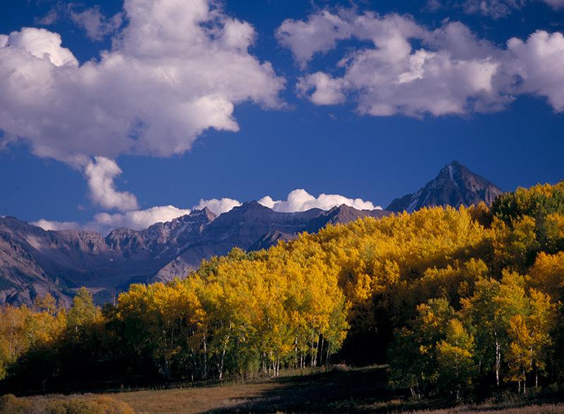 Autumn, Dallas Divide, Colorado
