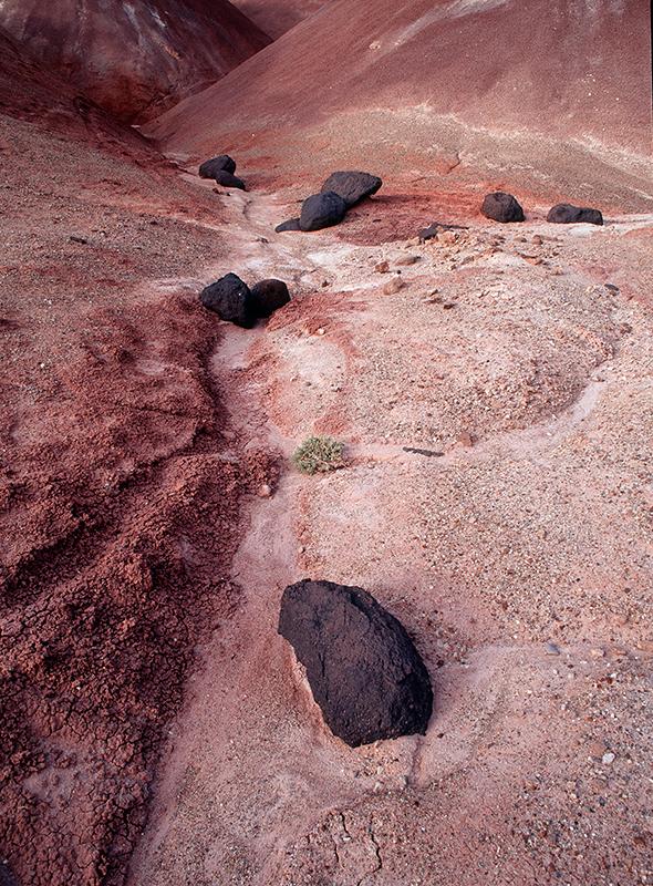 Basalt Boulders Capitol Reef National Park 2