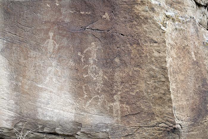 Encierro Canyon 0550