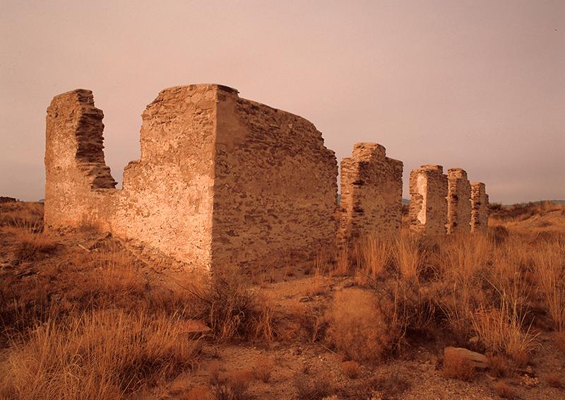 Fort Craig Ruins New Mexico