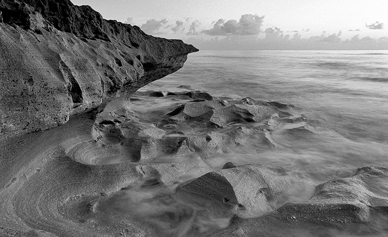 Sunrise, Blowing Rocks, Jupiter, Florida