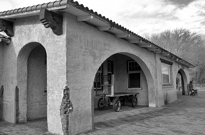 Lamy Railway Station, New Mexico #1