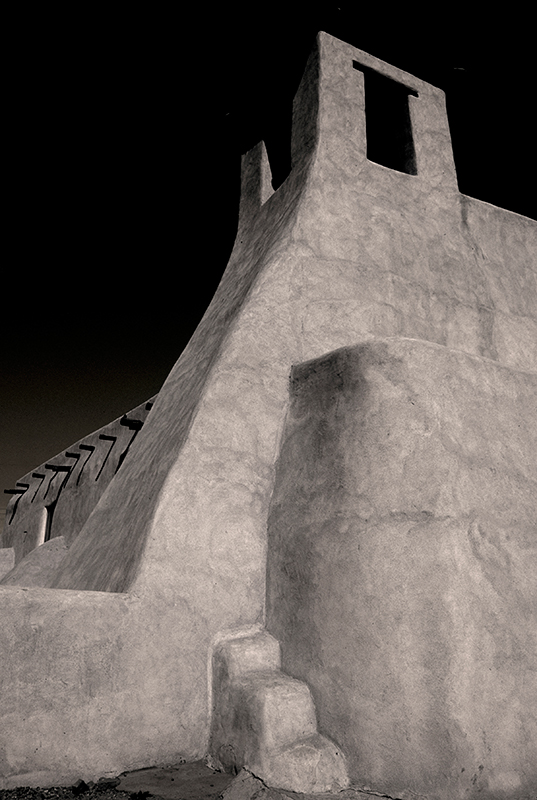 Mission San Agustin de la Isleta, Isleta Pueblo, New Mexico