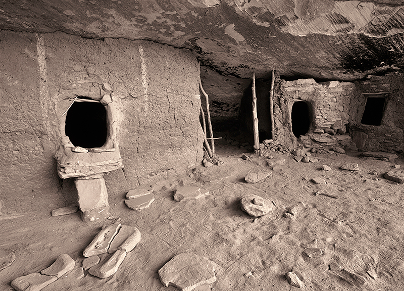 Moonhouse Cliff Dwelling, Cedar Mesa, Utah #1
