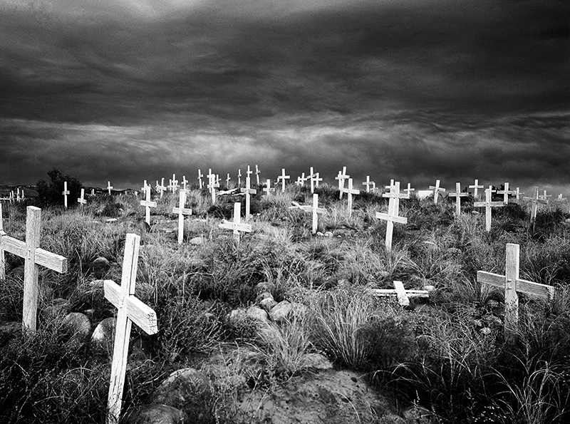 San Juan Mission Cemetery, Farmington, New Mexico #1