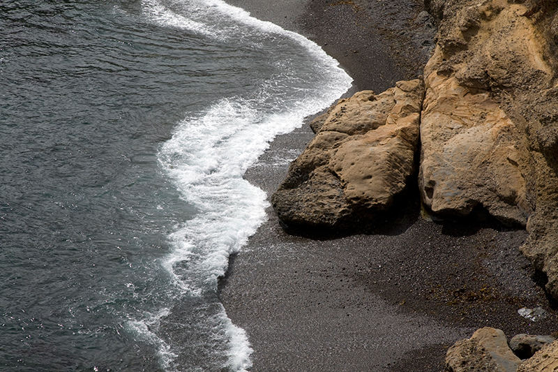 Shoreline, Point Lobos, California