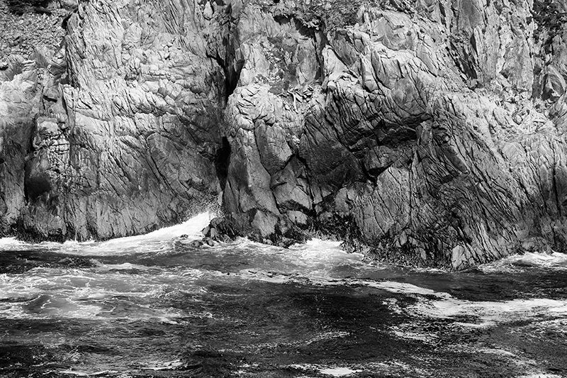 Cliff Face, Point Lobos, California