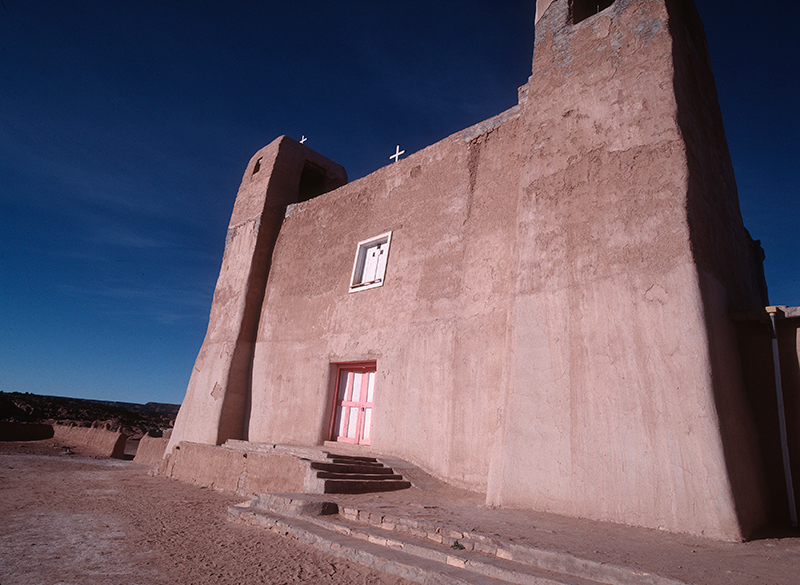 San Estaban Del Rey Mission, Acoma, New Mexico
