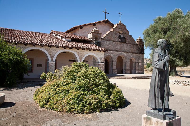 San Antonio de Padua Mission 124