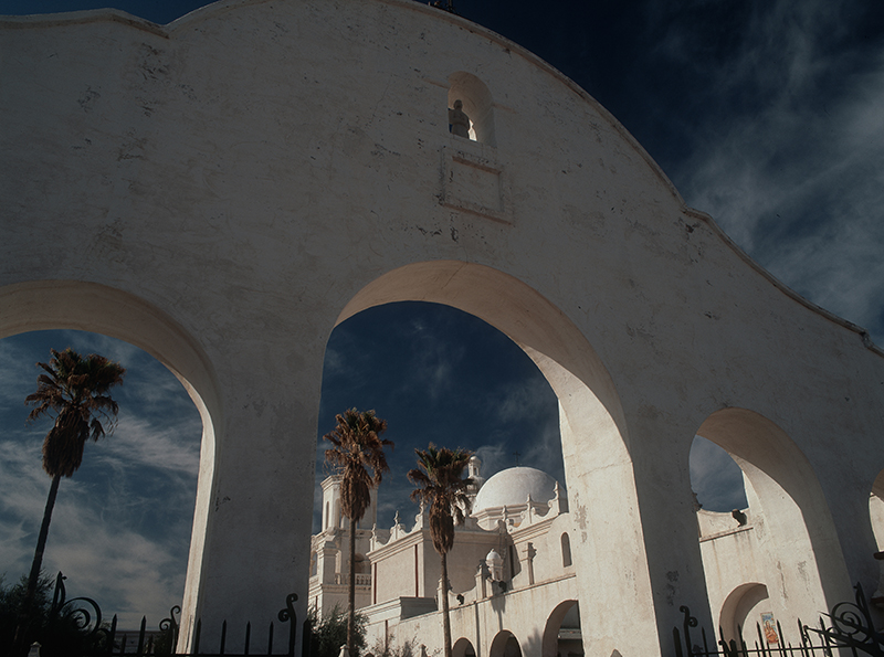 Mission San Xavier del Bac 06