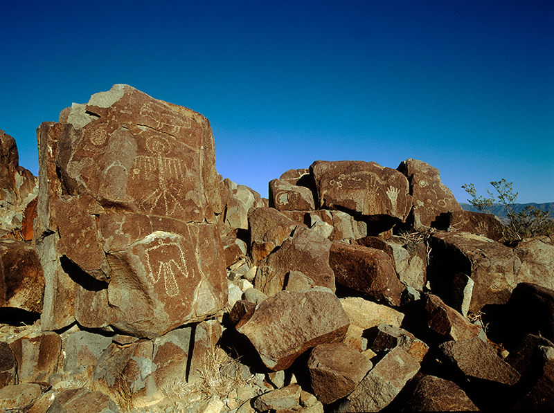 Three Rivers Petroglyph Site, New Mexico #14