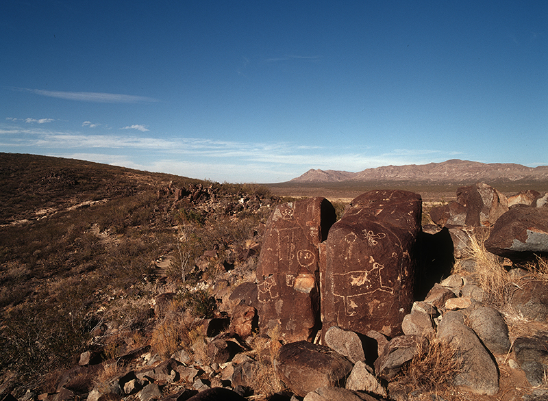 Three Rivers Petroglyph Site, New Mexico #1