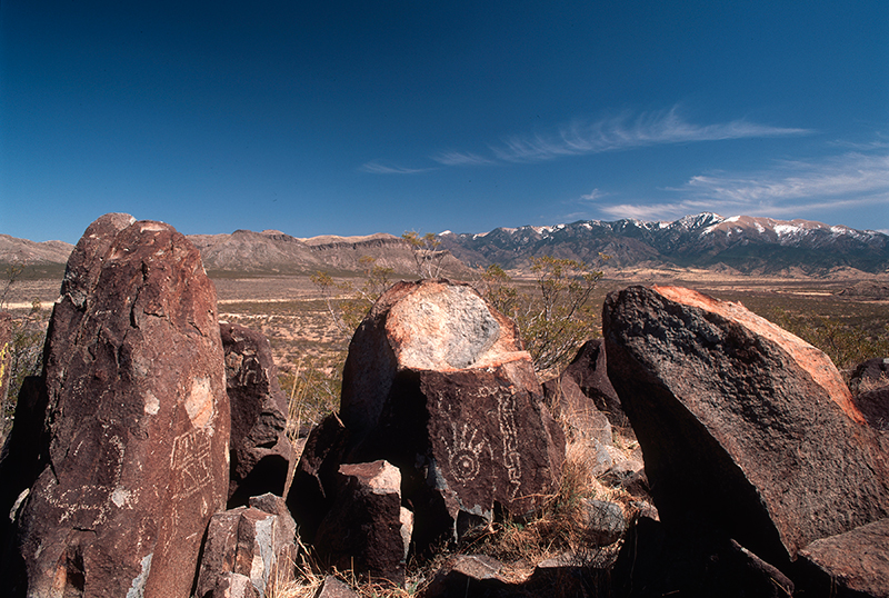Three Rivers Petroglyph Site, New Mexico #3