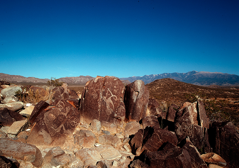 Three Rivers Petroglyph Site, New Mexico #4