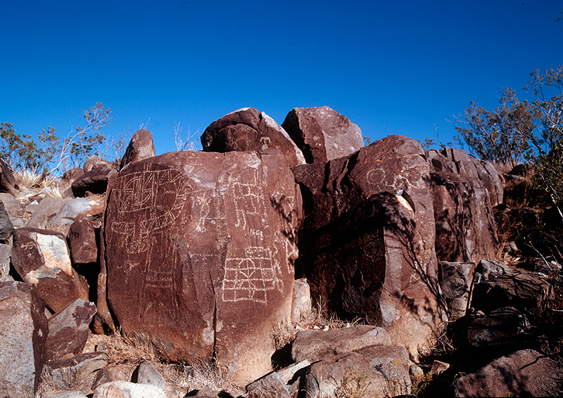 Three Rivers Petroglyph Site, New Mexico #5