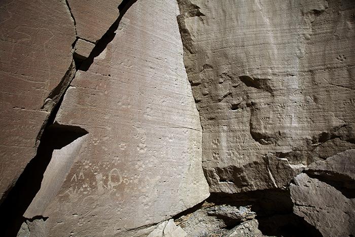 Largo Rincon Largo Canyon 1827