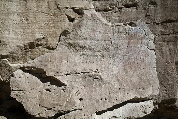 Largo Rincon Largo Canyon 1840