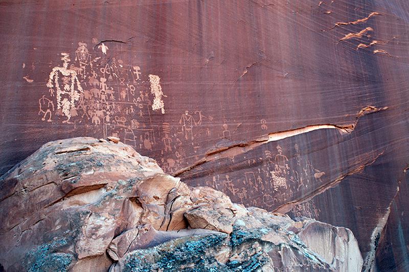 Desecration Panel, Utah #2